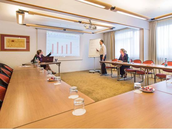 Bron, Francia: Meeting Room