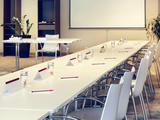 Ussac, France : Meeting Room