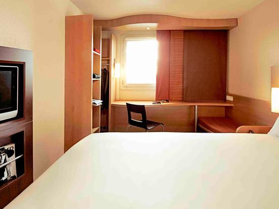 Ibis Belfort Danjoutin : Guest Room