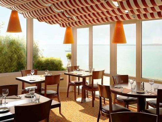 Saint-Trojan-les-Bains, Francia: Restaurant
