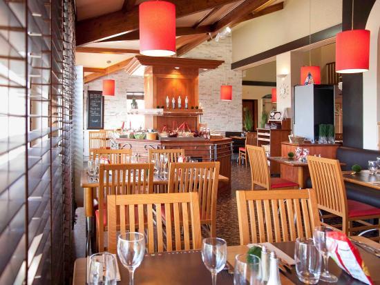 Creches-sur-Saone, Frankreich: Restaurant