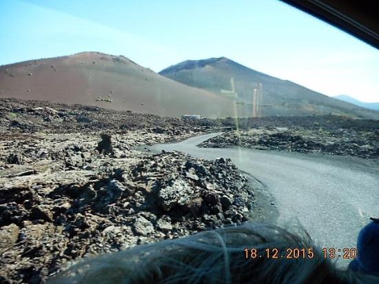 La Asomada, Spania: volcano