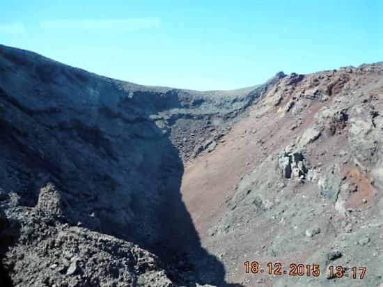 La Asomada, Espanha: volcano