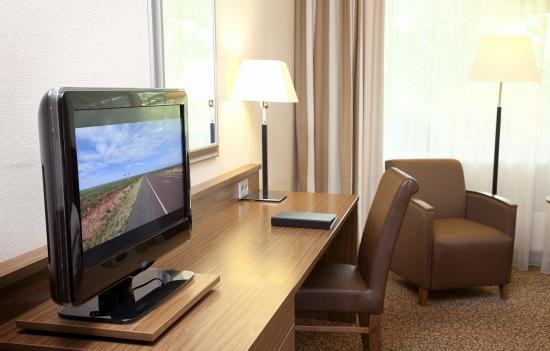 Bilderberg Garden Hotel: Deluxe RoomII