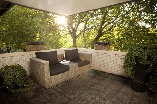 Bilderberg Garden Hotel: Balcony Deluxe Room
