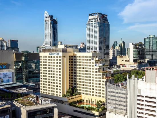 Novotel Bangkok on Siam Square: Exterior