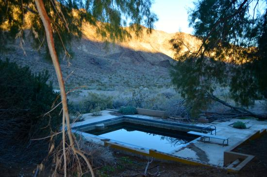 Death Valley National Park, CA: They even added a swimming pool to the Camp in the 1940s. Too cool!