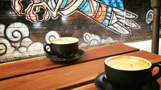 Toowoomba, Australien: Coffee at Full of Life