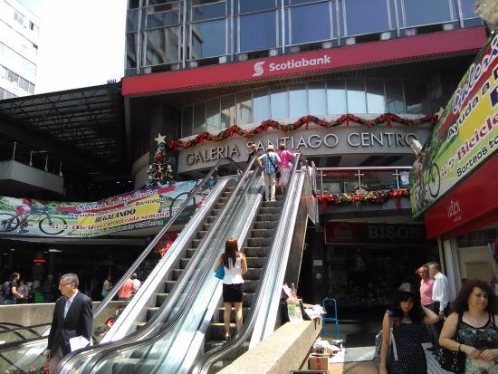 Foto de galeria santiago centro santiago santiago de for Centros comerciales en santiago de chile