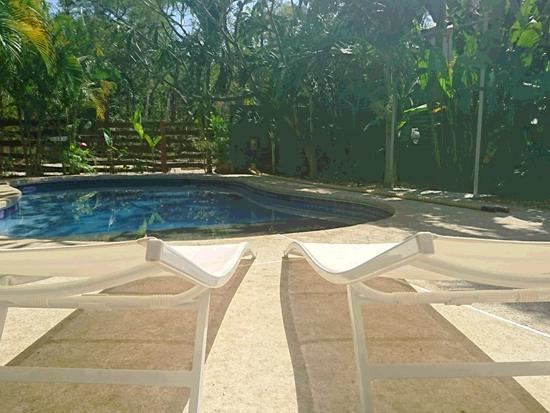 Playa Grande, คอสตาริกา: Sunchair