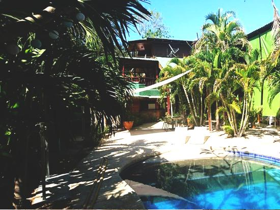 Playa Grande, คอสตาริกา: Swimming pool