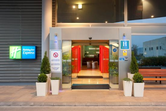Molins de Rei, España: Welcome to the Holiday Inn Express hotel