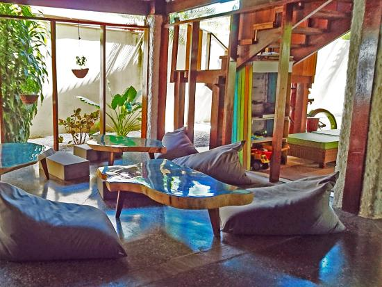 Playa Grande, คอสตาริกา: Lounge