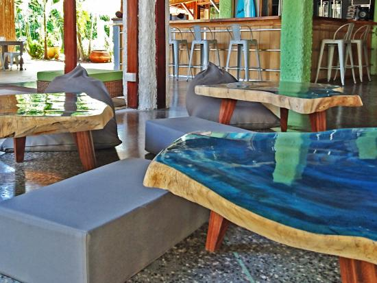 Playa Grande, Costa Rica: Lounge