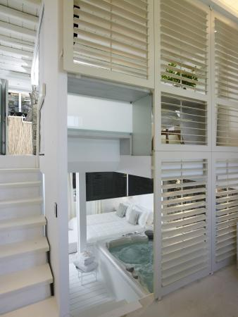 Semeli Hotel: EXECUTIVE SUITE POOL VIEW