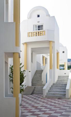Kamari Beach Hotel: Lobby