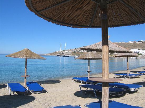 Argo Hotel Mykonos: Platis Gialos Beach
