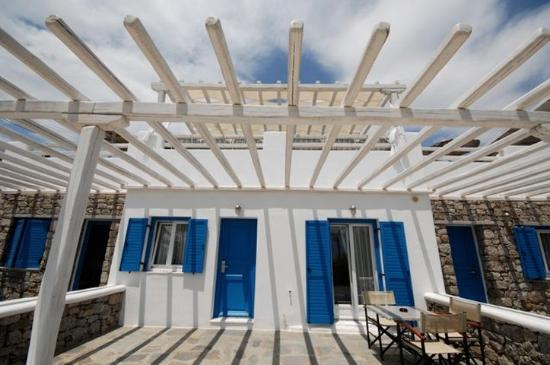 Argo Hotel Mykonos: Exterior