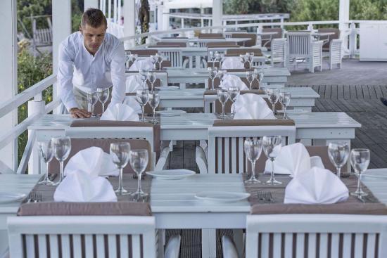 Kassandra Bay Resort & SPA: Kassandras' Grill & Pasta House