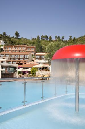 Vasilias, Grecia: Children's pool