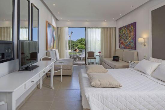 Vasilias, Grecia: Family Room Sea View