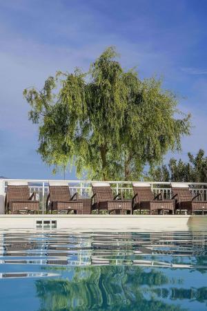 Agios Prokopios, Grecia: Pool