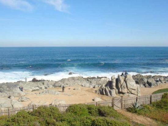 La Magia de Isla Negra Alojamiento Cabanas: Isla Negra, Chile