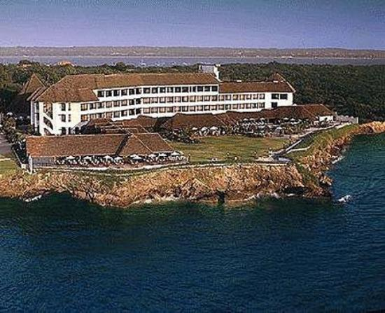 Sea Cliff Hotel : View from Ocean