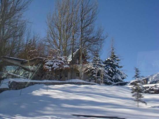 Farellones, Χιλή: Hora de esquiar...