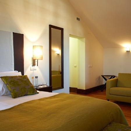Golega, Portugal: Mansard Room