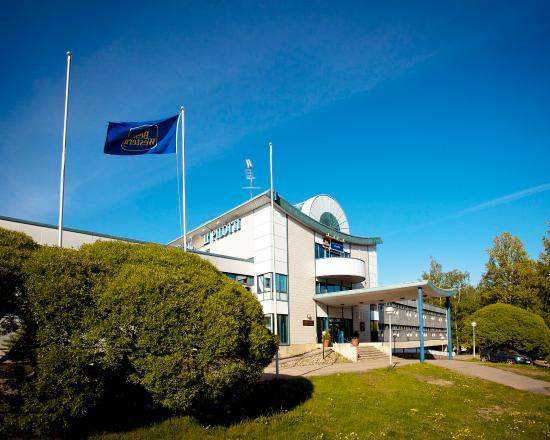 Vantaa, Finlande : BEST WESTERN Airport Hotel Pilotti Facade
