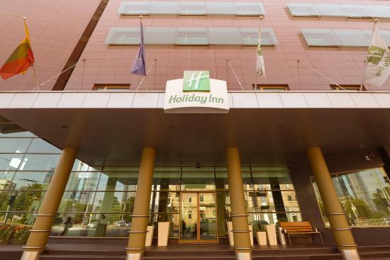 Holiday Inn Vilnius: Exterior