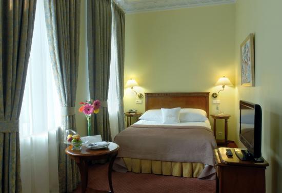 Grotthuss Hotel: Standard Single Room