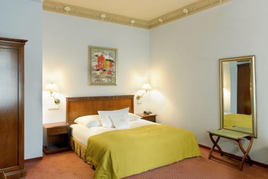 Grotthuss Hotel: Business Single Room