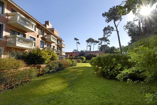 Barradas Parque Hotel & Spa: Garden