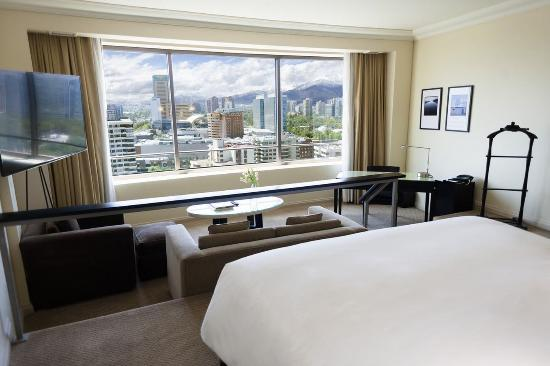 Grand Hyatt Santiago: Grand View King