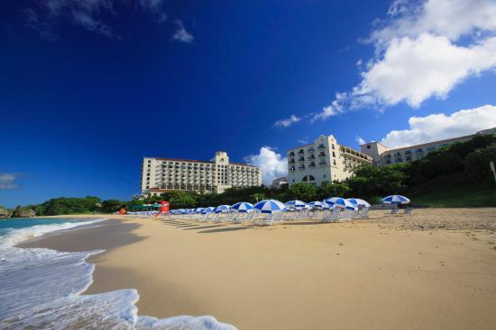 Hotel Nikko Alivila Yomitan Resort Okinawa: Beach3