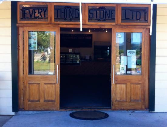 Levin, Νέα Ζηλανδία: entrance