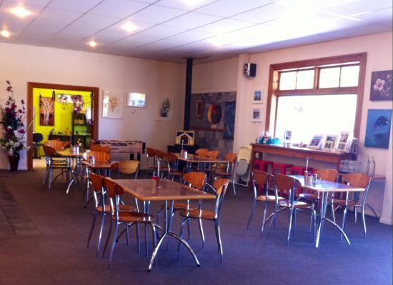 Levin, Nuova Zelanda: Main dining room