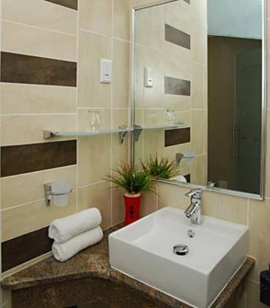 Empangeni, Republika Południowej Afryki: Guest Room Bathroom