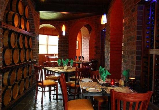 Empangeni, Republika Południowej Afryki: Restaurant - Dining Area