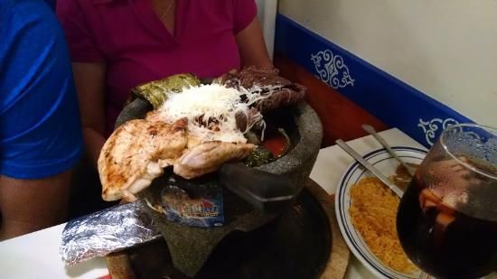 North Port, FL: Molcajete.at the Blue Tequilla