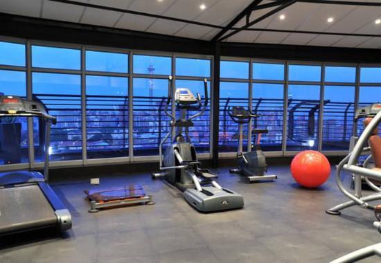 Braamfontein, Sør-Afrika: Fitness Centre