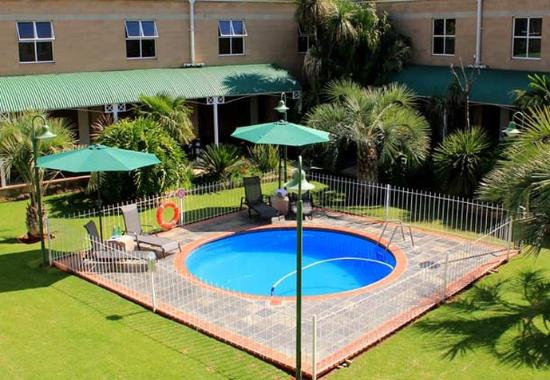 Klerksdorp, Güney Afrika: Outdoor Pool
