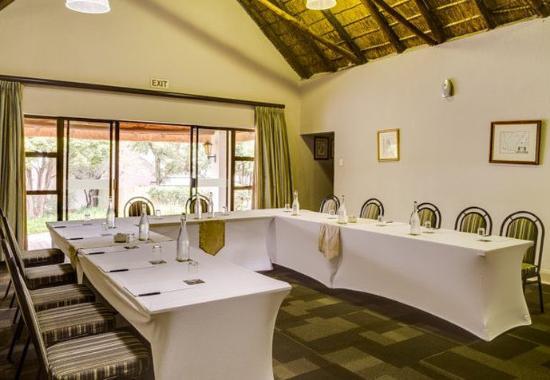 Magaliesburg, Afrika Selatan: Conference Room – U-Shape Meeting