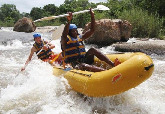 Protea Hotel Hazyview: White Water Rafting