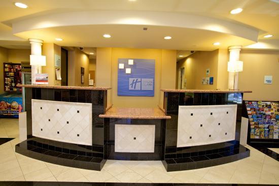 Lathrop, Kalifornien: Hotel Lobby