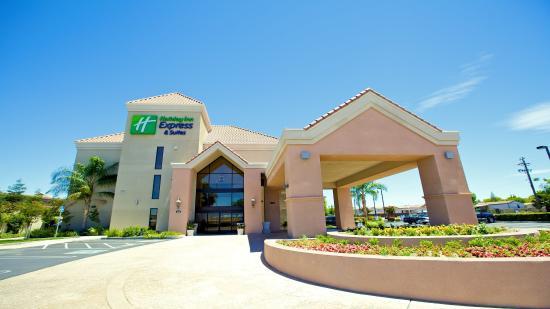 Lathrop, Kalifornien: Hotel Exterior