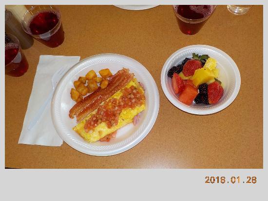 Lawton, OK: Free Breakfast