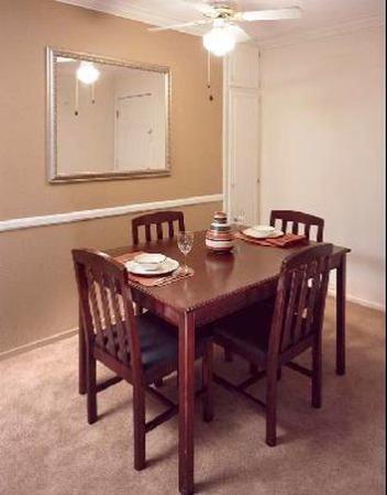 Mountain View, Kalifornien: Dining Area